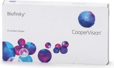Biofinity CooperVision produktbild